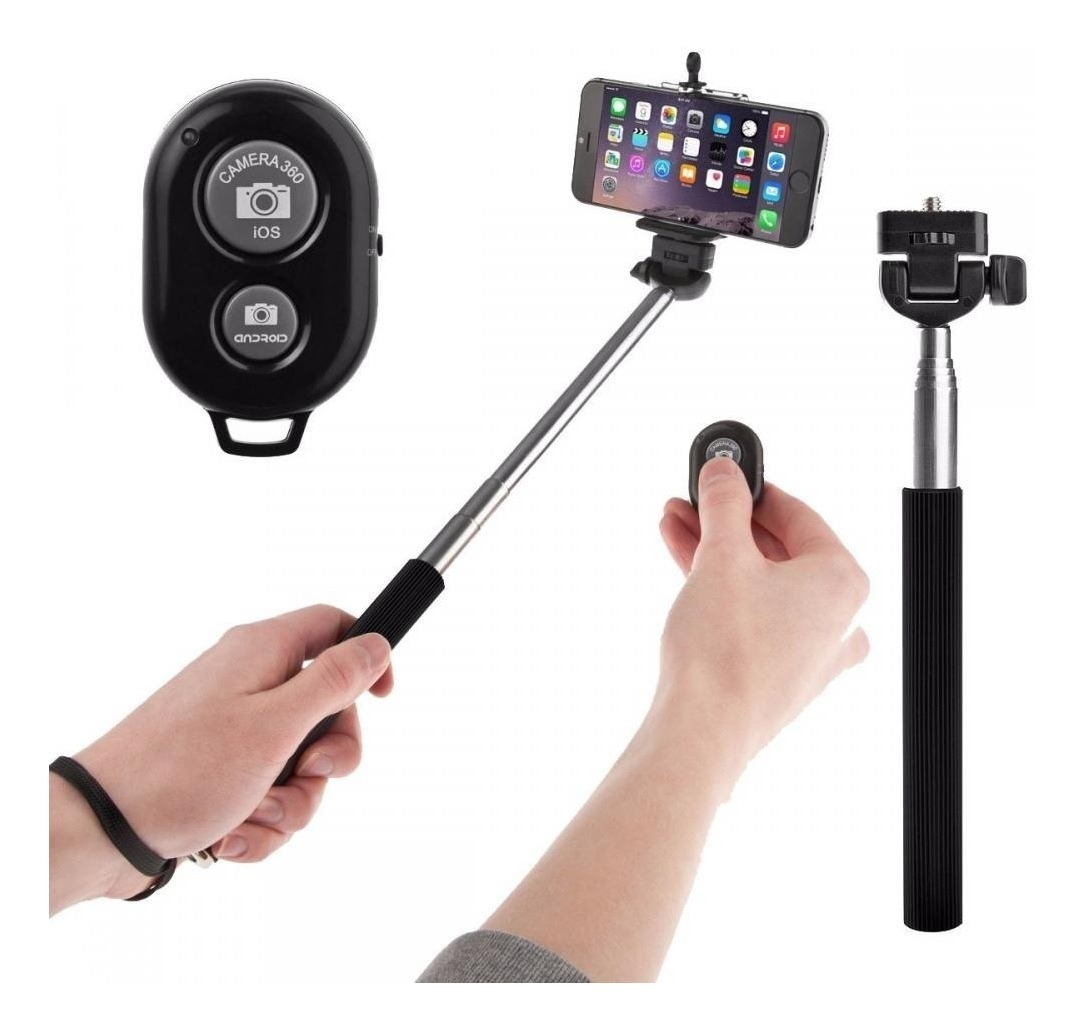 SELFIE STICK CON CONTROL BLUETOOTH SEWY