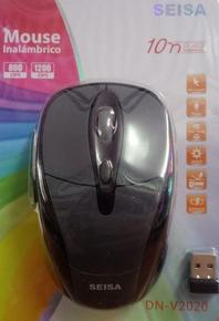 SSIE MOUSE RATON INALAMBRICO DN-V2020 PC NOTEBOOK